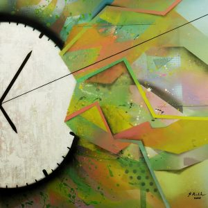 Stop The Clock(© 2019 Killian Pavlik)